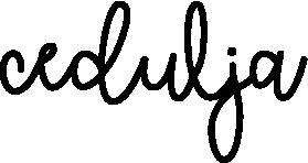 cedulja logo